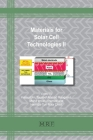 Materials for Solar Cell Technologies II (Materials Research Foundations #103) Cover Image