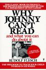 Why Johnny Can't Read?: And What You Can Do About It Cover Image
