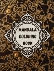 Mandala Coloring Book Cover Image
