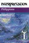 Philippians: Interpretation: A Bible Commentary for Teaching and Preaching (Interpretation: A Bible Commentary for Teaching & Preaching) Cover Image