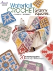 Waterfall Crochet Granny Squares Cover Image
