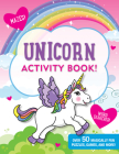 Unicorns Activity Book Cover Image
