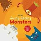 Topsy-Turvy Monsters: Turn the Flap to Uncover the Hidden Monsters Cover Image
