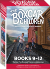 The Boxcar Children Mysteries Boxed Set #9-12 Cover Image