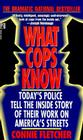 What Cops Know Cover Image
