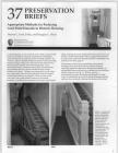 Appropriate Methods for Reducing Lead-Paint Hazards in Historic Housing Cover Image