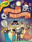 Crayola Day of the Dead/Día de los Muertos Coloring Book (Crayola/BuzzPop) Cover Image