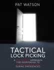 Tactical Lock Picking Cover Image