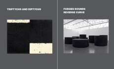 Richard Serra: Triptychs and Diptychs, Forged Rounds, Reverse Curve Cover Image