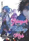 Grimgar of Fantasy and Ash (Light Novel) Vol. 7 Cover Image