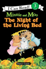 The Night of the Living Bed (Minnie and Moo (Prebound)) Cover Image