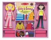 Abby & Emma Magnetic Dress-Up Cover Image