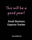 Small Business Expense Tracker Cover Image