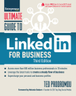 Ultimate Guide to Linkedin for Business: Access More Than 500 Million People in 10 Minutes Cover Image