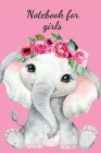 Notebook for girls Cover Image