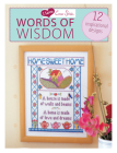 I Love Cross Stitch - Words of Wi Cover Image