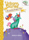 Bo and the Dragon-Pup: A Branches Book (Unicorn Diaries #2) (Library Edition) Cover Image