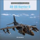 Av-8b Harrier II: The US Marine Corps' Vstol Jet Aircraft (Legends of Warfare: Aviation #52) Cover Image