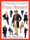 Kids Book of Canadian Prime Ministers the Cover Image