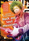 Awesome African-American Rock and Soul Musicians (African-American Collective Biographies) Cover Image