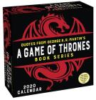 Quotes from George R. R. Martin's Game of Thrones Book Series 2020 Day-to-Day Ca Cover Image