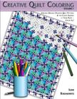 Creative Quilt Coloring Cover Image