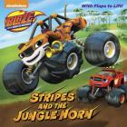 Stripes and the Jungle Horn (Blaze and the Monster Machines) (Pictureback(R)) Cover Image