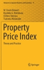 Property Price Index: Theory and Practice (Advances in Japanese Business and Economics #11) Cover Image