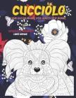 Libri da colorare per adulti per donne - Linee spesse - Uccelli e Animali - Cucciolo Cover Image