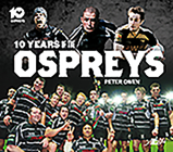 10 Years of the Ospreys Cover Image
