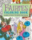 Fairies Coloring Book: Charming Pictures of the Sprites from Folklore (Chartwell Coloring Books #1) Cover Image
