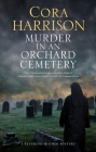 Murder in an Orchard Cemetery (Reverend Mother Mystery #8) Cover Image