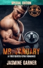 Mr. January: A Firefighter/Gym Romance Cover Image
