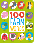 100 Farm Words Cover Image