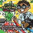 Volcano Coloring and Activity Book: Papi and Caesar Cover Image