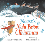 Mouse's Night Before Christmas Cover Image
