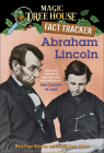 Abraham Lincoln: A Nonfiction Companion to Abe Lincoln at Last! (Magic Tree House Fact Tracker #25) Cover Image