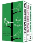 A Charm of Magpies: A Beautiful Boxset of Science, Nature and Antiques Miscellanies Cover Image