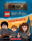 LEGO Harry Potter Hogwarts Handbook with Hermione Minifigure Cover Image