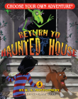 Return to Haunted House (Choose Your Own Adventure: Dragonlarks) Cover Image
