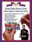 Marine Corps Military Ribbon & Medal Wear Guide Cover Image