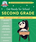Get Ready for School: Second Grade (Revised and Updated) Cover Image