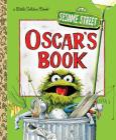 Oscar's Book (Sesame Street) (Little Golden Book) Cover Image