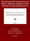 Investigation Of Competition In Digital Markets: Majority Staff Report And Recommendations Cover Image