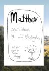 Matthew Sketchbook Cover Image