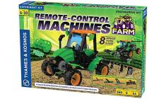 Remote-Control Machines Farm [With Battery] Cover Image