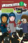 Time Warp Trio: South Pole or Bust (an Egg) (I Can Read Level 3) Cover Image