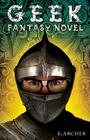 Geek Fantasy Novel Cover Image
