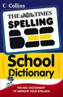 The Times Spelling Bee School Dictionary Cover Image