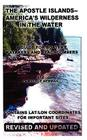 The Apostle Islands--America's Wilderness In The Water Cover Image